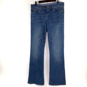 GAP 1969 Perfect Boot Blue Jeans 14 Long